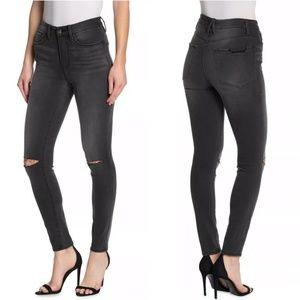 Good American High Rise Good Legs Skinny Jeans